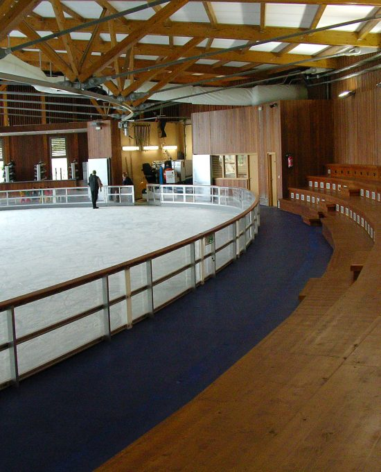 <strong>Les Orres</strong> Ice Rink