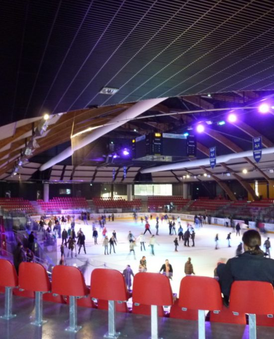 <strong>Gap</strong> Ice Rink